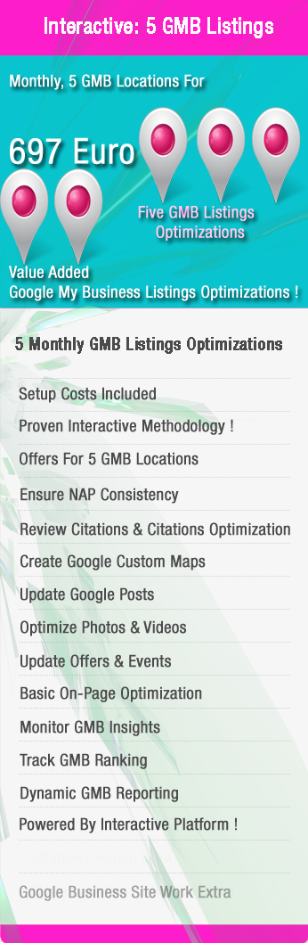 GMB-pricetable-5-locations